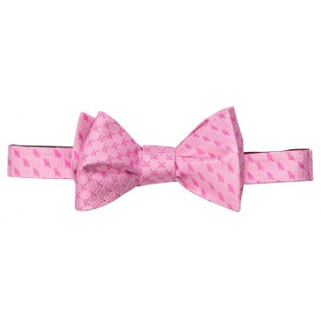Croquet Bow Pink